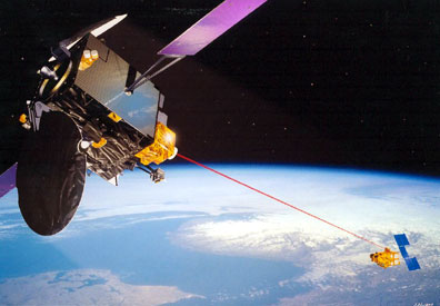 ESA telecommunication satellite ARTEMIS was launched on ...